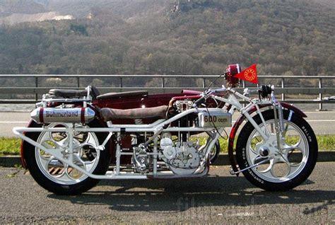 Motorräder Mit Beiwagen Oldtimer by Oldtimer B 246 Hmerland Reisemodell Mit Beiwagen Von 1928