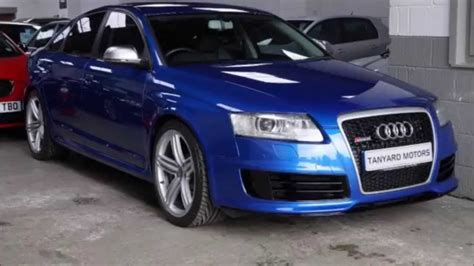 audi rs6 saloon 5 0 quattro 5dr rs6 for sale in manchester