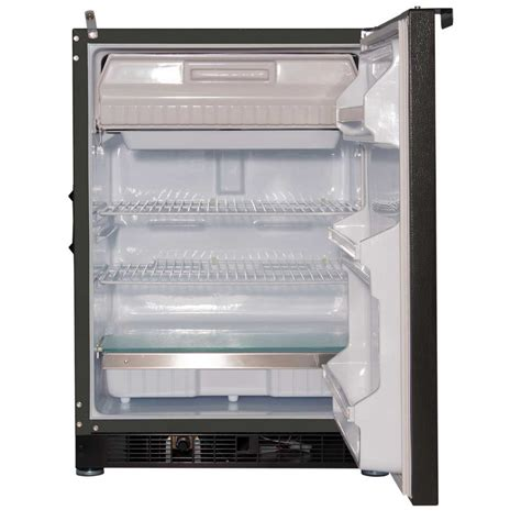 Freezer General 24 quot general purpose dual voltage refrigerator freezer