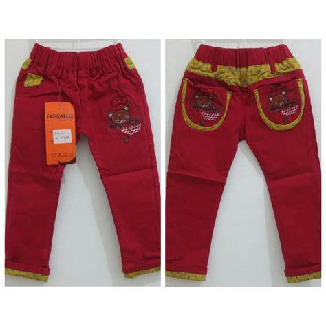 Celana Joger Panjang Anak 7 10 jual celana panjang anak import ct 8011 mt xcellent shop