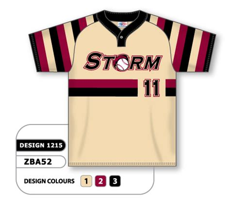 design a jersey baseball custom baseball sublimated design 1215 canadian custom