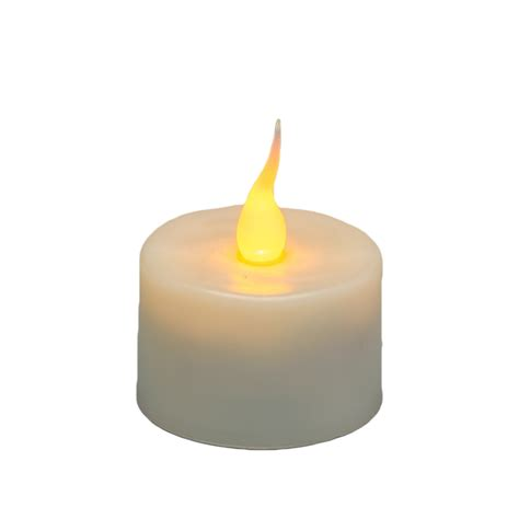 electric candle lights induction range rechargeable tea light electric re