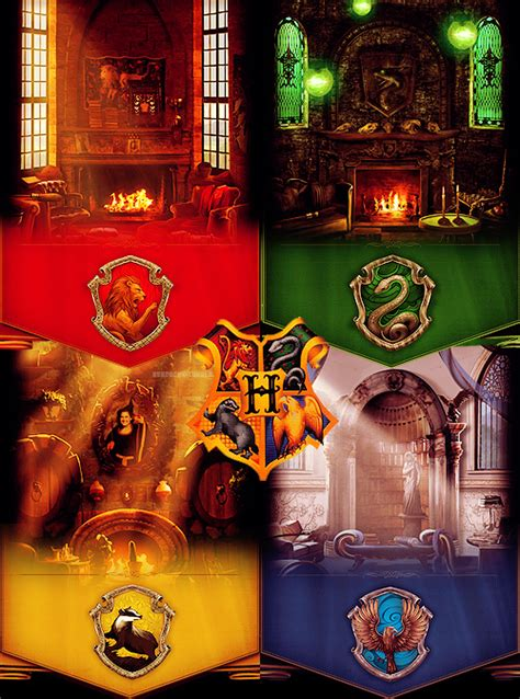 hogwarts common rooms houses common room gryffindor harry potter image 518728 on favim