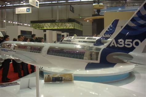 pictures from the hamburg aircraft interiors expo live