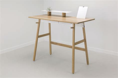 modern standing desk designs and extensions for homes and