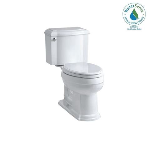 Comfort Toilets Home Depot by Kohler Toilets Devonshire Comfort Height 2 1 28 Gpf