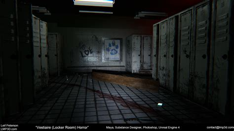 room horror locker room horror