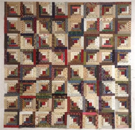 patchwork log cabin best 20 log cabin quilts ideas on
