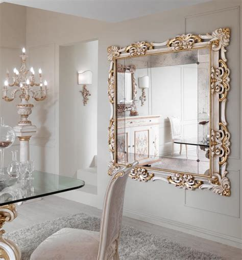 breathtaking distressed white wall mirror decorating ideas large wall mirrors for spacious interior impressions