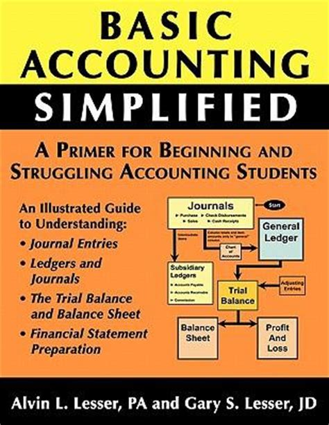 bookkeeping and accounting the ultimate guide to basic bookkeeping and basic accounting principles for small business books basic accounting simplified alvin l lesser 9780578076324