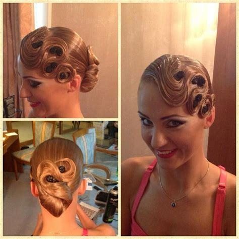 swing dance hair 1000 images about ballroom on pinterest