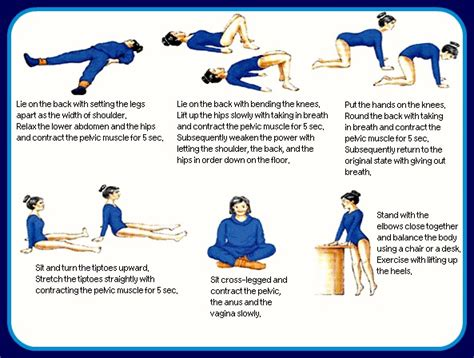Pelvic Floor Muscles Exercises For by Knowing How To Do Kegel Exercises Bodyweight Exercises