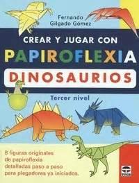 Origami Dinosaur Book - ankylosaurus fernando gilgado gomez gilad s origami page