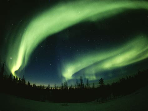 what color are the northern lights northern lights