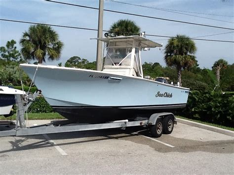 center console boats for lake fishing 1979 used sea craft 2323 center console fishing boat for