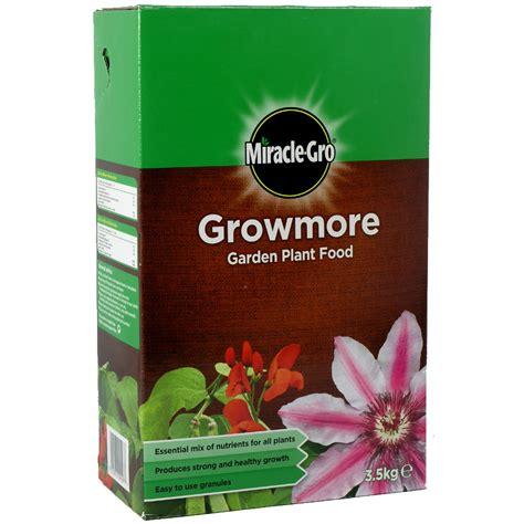 Gardenia Plant Food Miracle Gro Growmore Garden Plant Food 3 5 Kg 163 4 49
