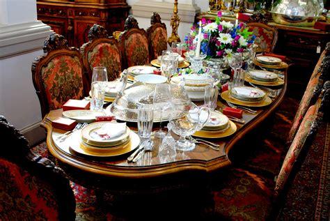 christmas dinner table setup buon natale fabio s ristorante