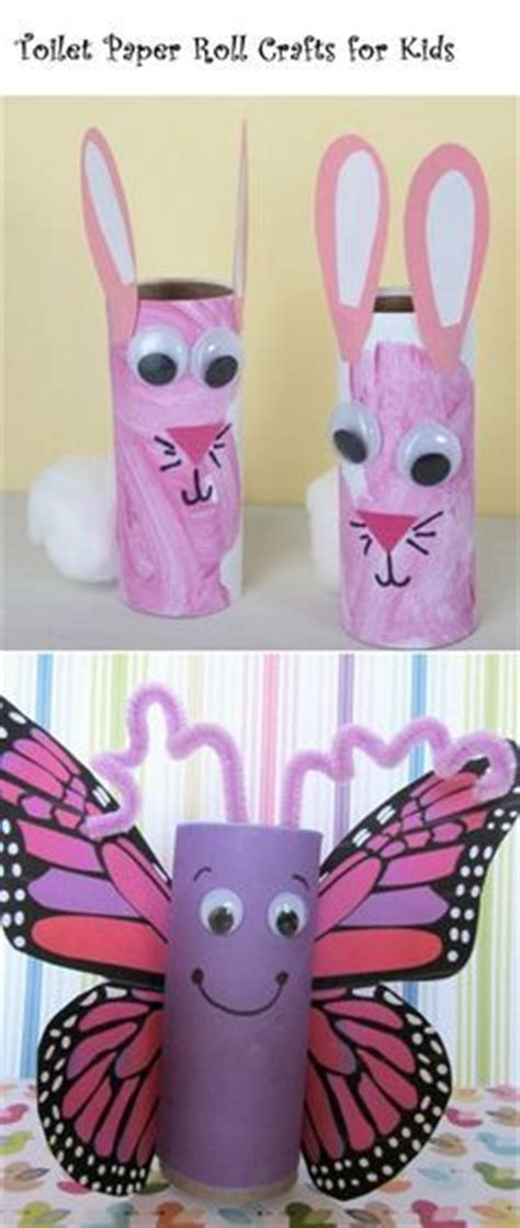 Paper Roll Crafts For Preschoolers - toilet paper roll crafts for easter preschool