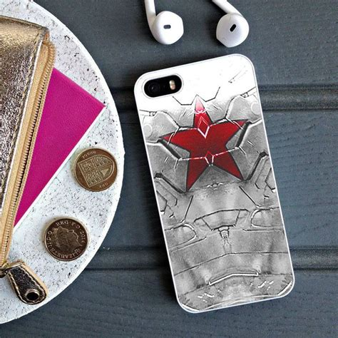 Captain America The Winter Soldier Cover Iphone 7 winter soldier arm captain america iphone 6