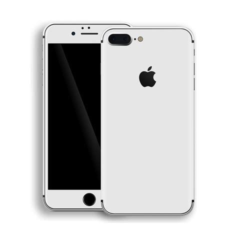 iphone   white matt skin easyskinz