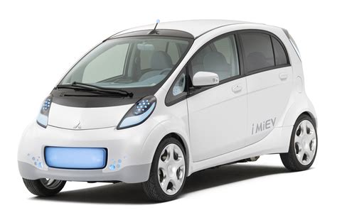 mitsubishi i miev will go on sale in december in europe