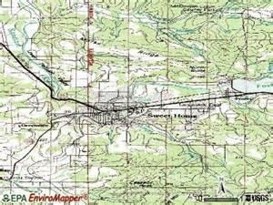 sweet home oregon map sweet home oregon or 97386 profile population maps