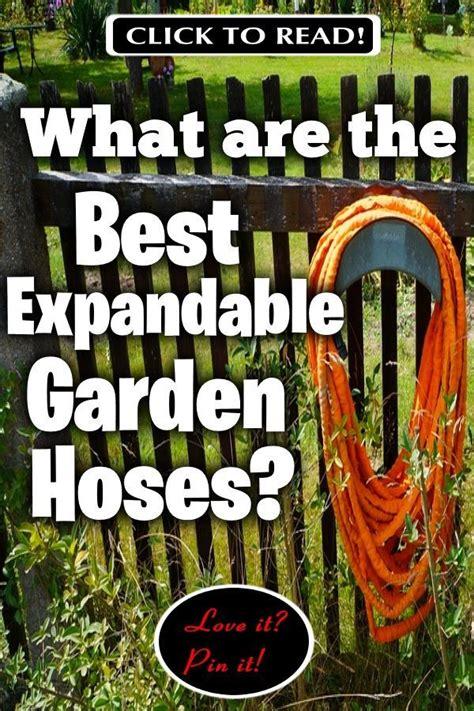 expandable garden hose reviews