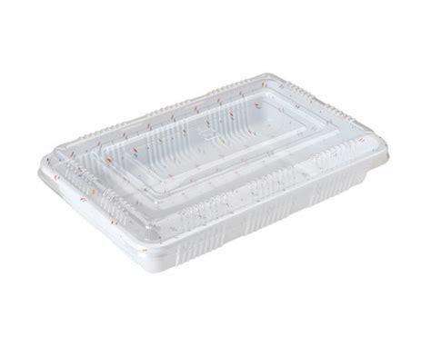 contenitori in plastica per alimenti con coperchio contenitore rettangolare con coperchio in plastica cm 11