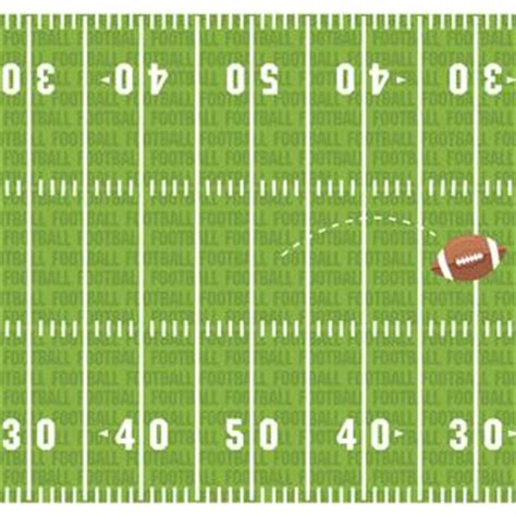 How To Make A Paper Football Field - american traditional designs football field scrapbook paper