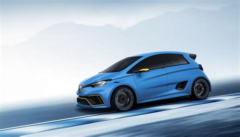 Zoe Renault 2020 by Punchy Renault Zoe Rs May Arrive Before 2020 Carscoops