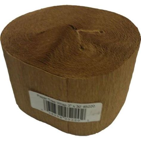 vigoro 3 in x 30 ft brown paper tree wrap 5220 the