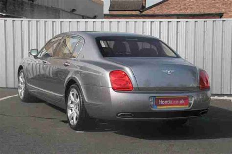 bentley flying spur 2 door bentley continental flying spur saloon 4 door car for sale