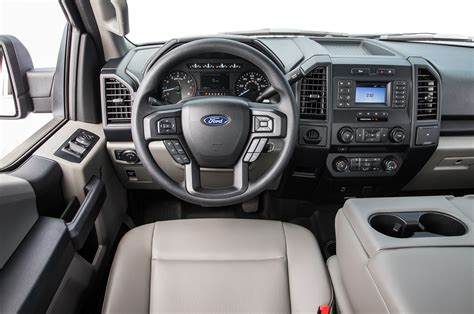 2018 ford f 150 raptor interior ford f 150 is the 2018 motor trend truck of the year