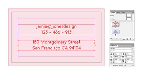 reverse layout indesign cc how to create a millennial pink stationery set in adobe