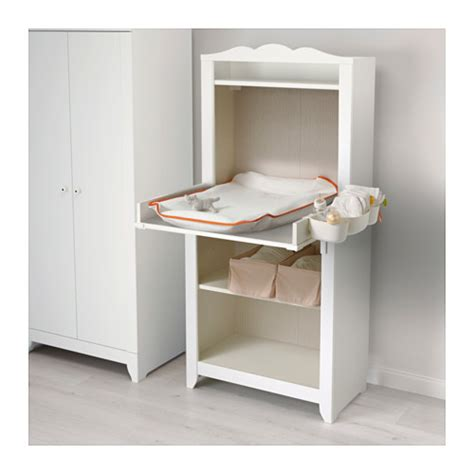 Baby Changing Tables Ikea Hensvik Changing Table Cabinet White Ikea