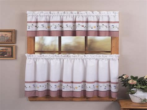 kitchen curtain ideas diy diy kitchen curtains that are easy to make best