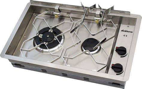 diesel cooktop two burner propane drop in cooktop dickinson marine