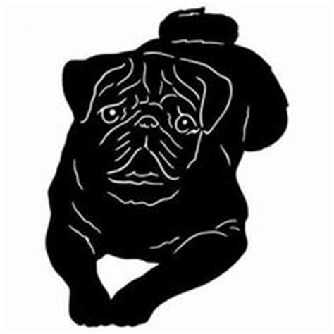 pug silhouette clip how to draw pug laughing dogs and puppies how to draw drawing ideas draw