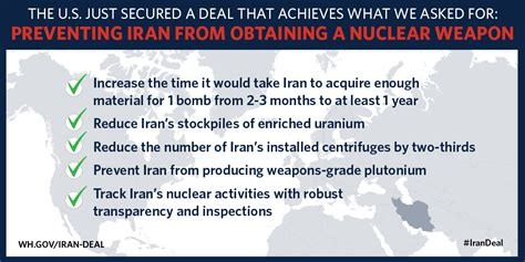 outline of iran nuclear deal sounds different from each the historic deal that will prevent iran from acquiring a