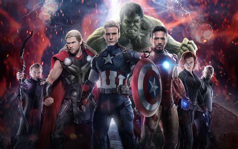 Avengers Walpaper   impremedia.net