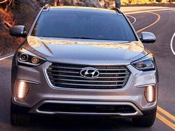 hyundai santa fe xl pricing ratings reviews kelley blue book