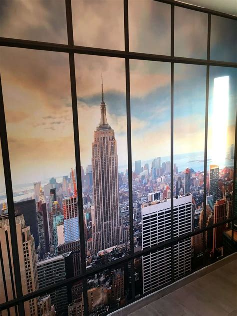 Decoration Murale New York by Decoration Murale New York Affordable Decoration