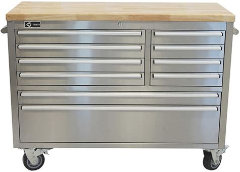 stainless steel table costco 48 stainless steel rolling workbench at costco