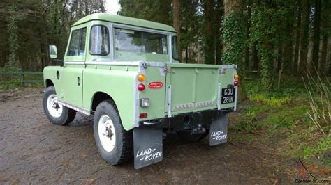 Fairy Door by Land Rover Landrover Series 3 88 Inch Swb 1972 Tax Exempt