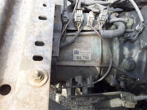 small engine maintenance and repair 2006 isuzu i 350 seat position control used salvage truck van suv parts sacramento