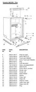 Caravan Awning Spare Parts Caravansplus Spare Parts Diagram Dometic Rm2350 Upright