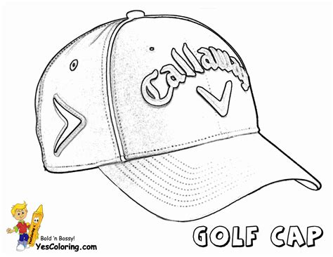 golf coloring book pages gusto golf coloring pictures golf sports free pga golf