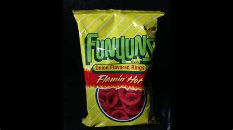 flamin hot funyuns hot funyuns chips