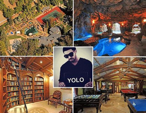 rapper drake house drake yolo estate drake california home