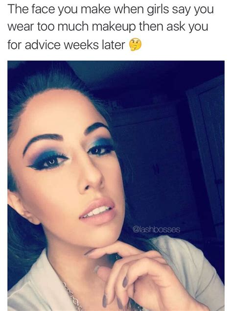 How Do People Make Memes - best 25 makeup humor ideas on pinterest health memes